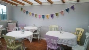 Roses Tea room