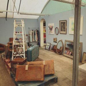 The Vintage Shop at Sutton Green Garden Centre